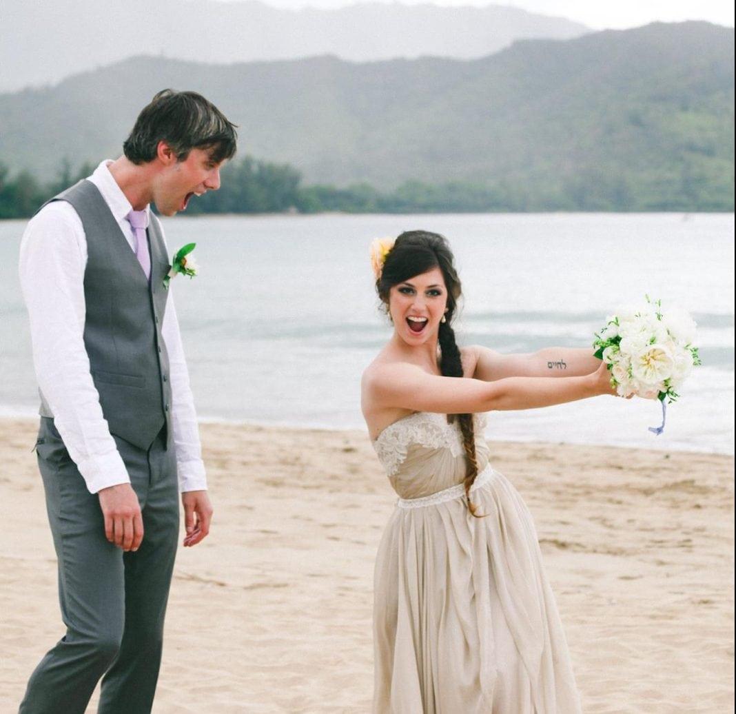 Spotlight Music - testimonial - R Haber - bride